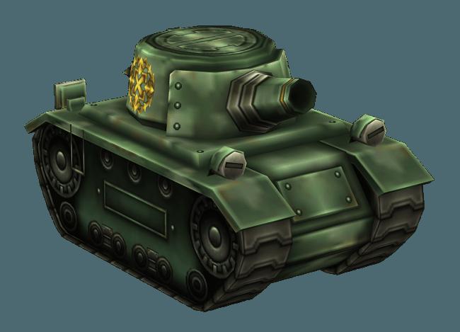 ライトボウガン 戦車