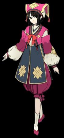 コノハ 受付嬢
