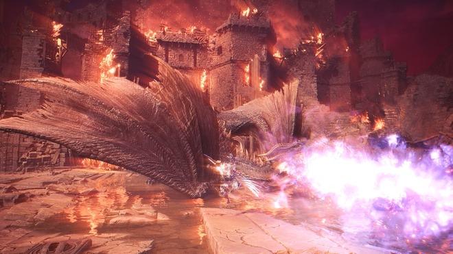 ミラボレアス 戦闘2