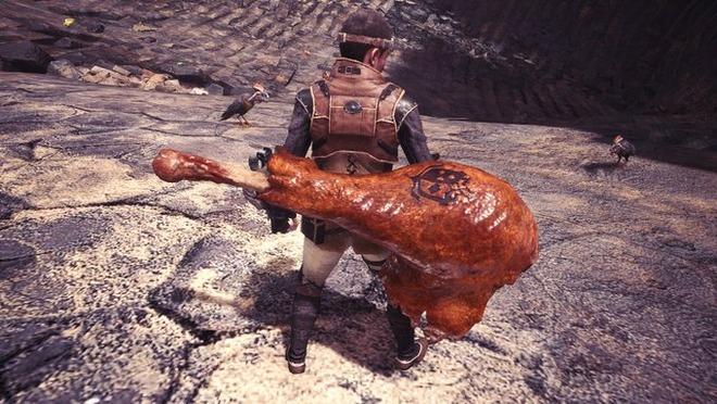 肉 ハンマー