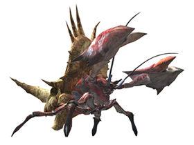 【MHW】生態系は頑張ってたと思うけど蟹を出して欲しかった【モンハンワールド】