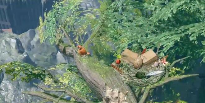 フクズクの巣