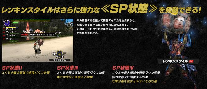 sp狩技2