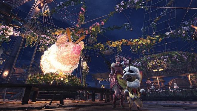 アステラ祭開花