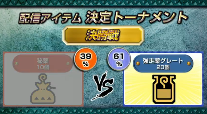 トーナメント結果2