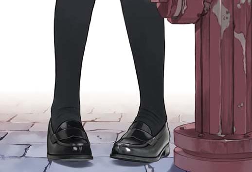 靴の描き方 『ヒール法』で ...