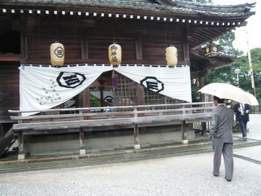 三島神社秋祭り画像 2008年