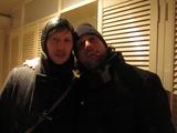 AndreasとDirk