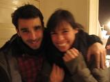 MiguelとSharon