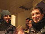 LucaとFederico