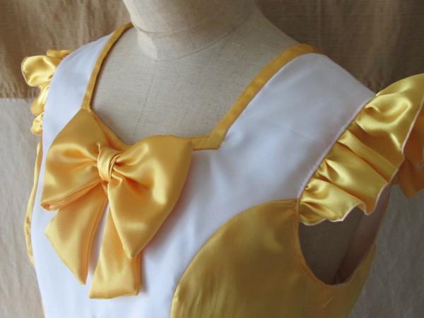 mercicoco 黄色胸元