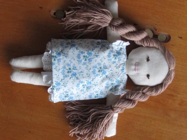 出産祝い着せ替え人形服1