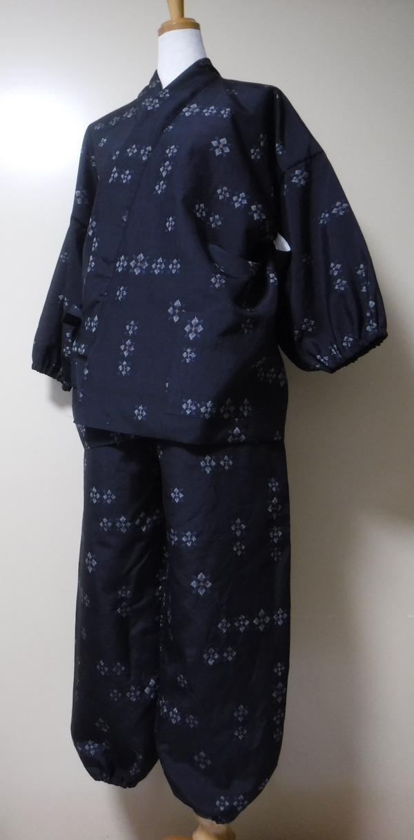 着物から作務衣