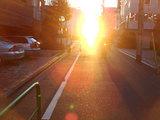 ichigaya_sunset