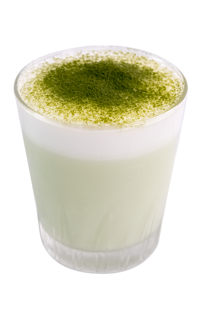 徳川家康の抹茶ミルク