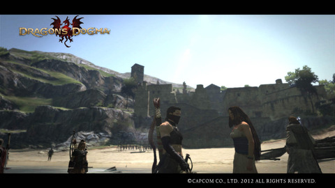 Dragon's Dogma Screen Shot _17