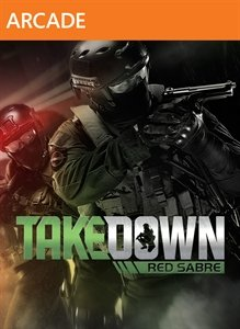 Takedown Red Sabre