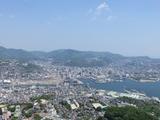 稲佐山からの風景