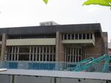 公会堂の解体