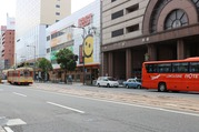 松山の街並み