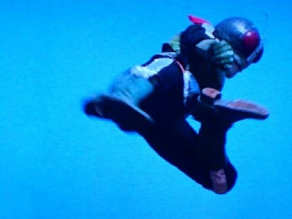 ライダーキック(旧2号)⑳