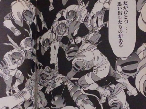 仮面ライダーSPIRITS~逃走・怒り・ルミ②