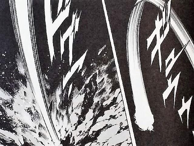 仮面ライダーSPIRITS~迷宮・地獄車④