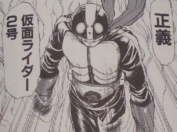 仮面ライダーSPIRITS~たった一人の戦場①