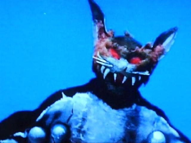 モモンガー獣人③