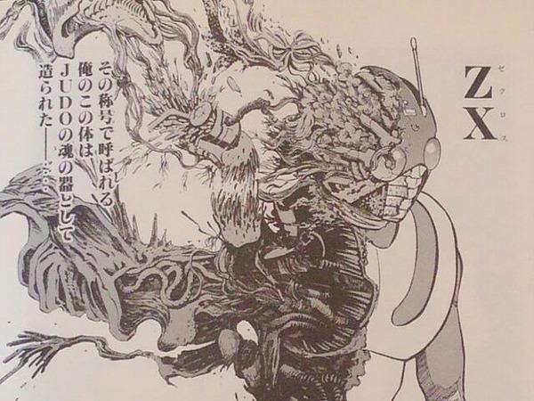 仮面ライダーSPIRITS~出現・生贄・激突・称号