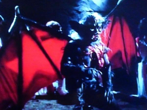 獣人吸血コウモリ