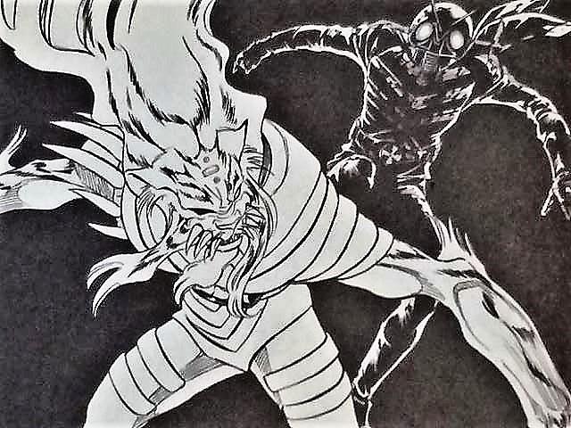 仮面ライダーSPIRITS~迷宮・地獄車⑩