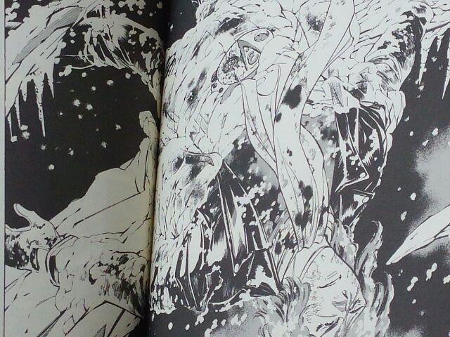 仮面ライダーSPIRITS~四号・突入・氷牙・墓場④