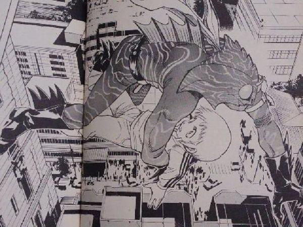 仮面ライダーSPIRITS~密林の破壊神
