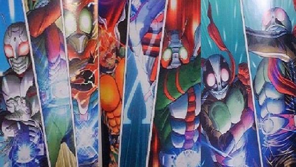 仮面ライダーSPIRITS~襲撃・死棘・魔渦・接触④