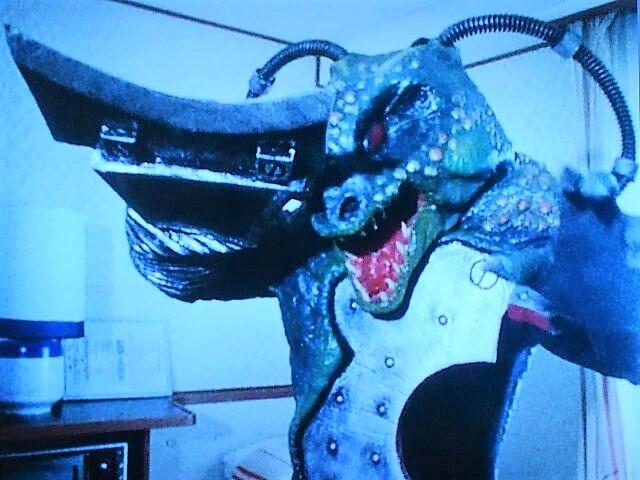 ギロチンザウルス①
