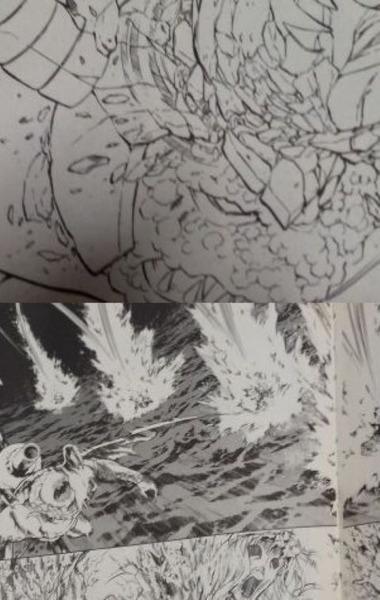 仮面ライダーSPIRITS~海戦・命のベルト・不死身の男③