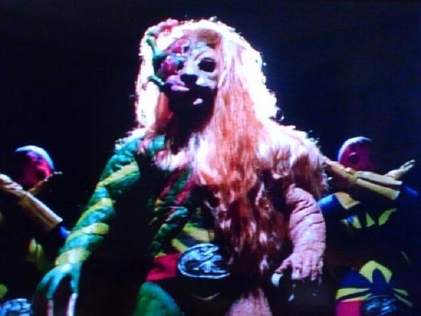 クモライオン③