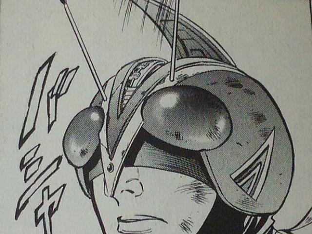 仮面ライダーSPIRITS~四号・突入・氷牙・墓場⑥