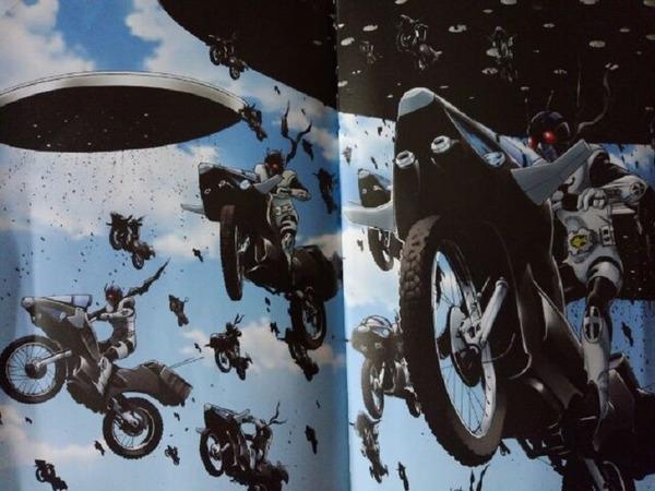 仮面ライダーSPIRITS~強襲・遭遇