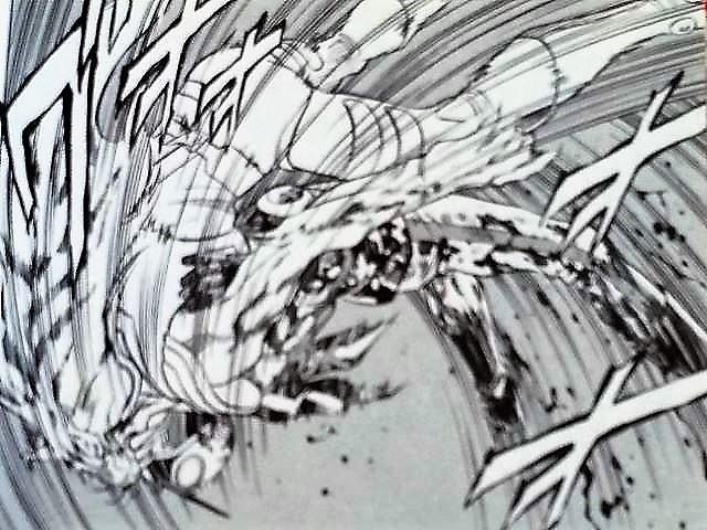 仮面ライダーSPIRITS~迷宮・地獄車⑥
