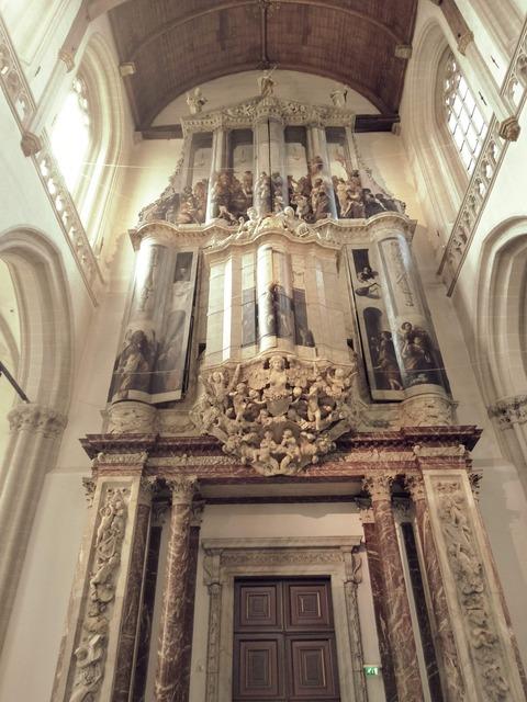 アムステルダム旧教会3