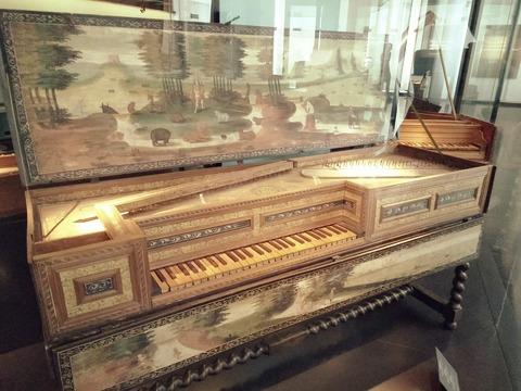 ブリュッセル楽器美術館