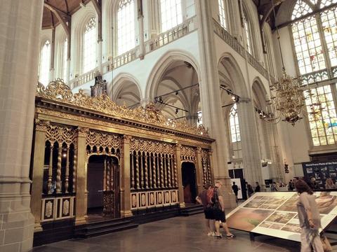 アムステルダム旧教会1
