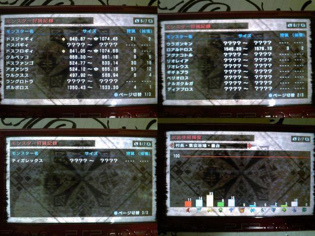 20101231_狩猟記録