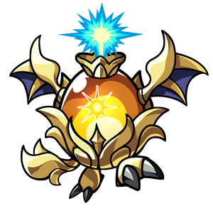 獣神竜・光