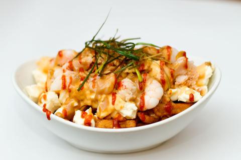 seafood poutine