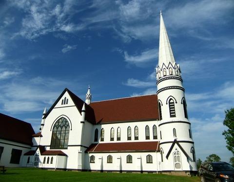PEI教会