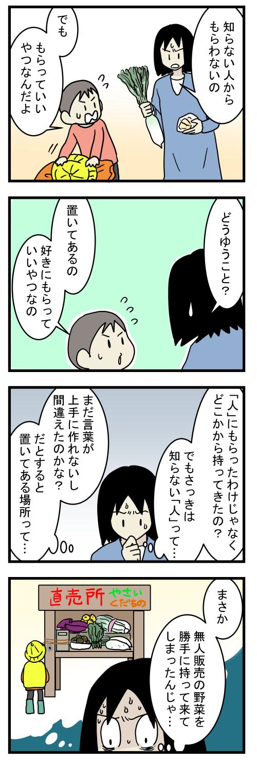 謎の大根02