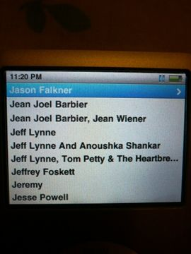 Half-broken iPod 05